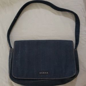 Guess small Jean purse